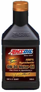 Amsoil 100 Synthetic 0w 30 Motor Oil